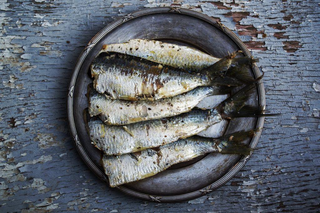 ryby dla niemowlaka