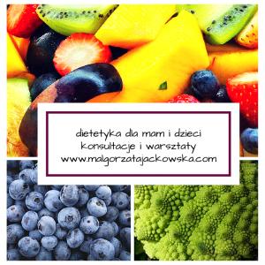 zdrowa dieta dla mamy i dziecka