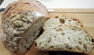 chleb dla niemowlęcia