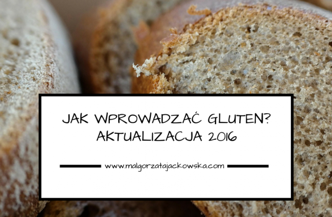 jak wprowadzać gluten