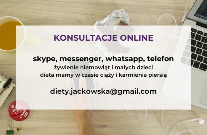 konsultacje Małgorzata Jackowska