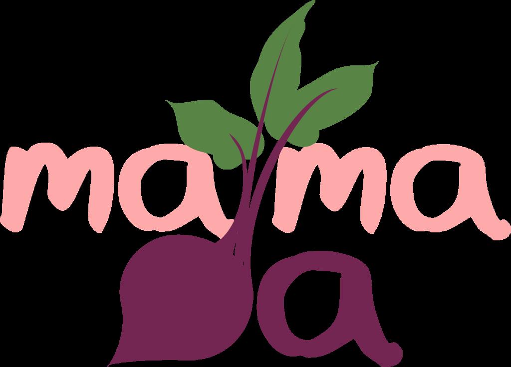 Logo MaMaDa dietetyka - żywienie mam w ciąży, karmiących piersią i żywienie dzieci do 3 roku życia