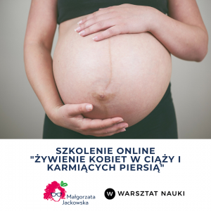 szkolenie online dieta mamy Małgorzata Jackowska i Warsztat Nauki Damian Parol